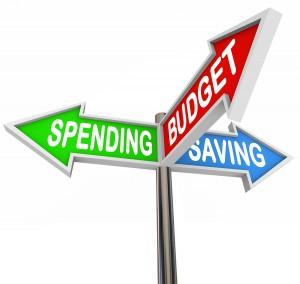 spending budget savings